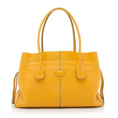 Tods New D Bag Media tod s leather new d bag media tote