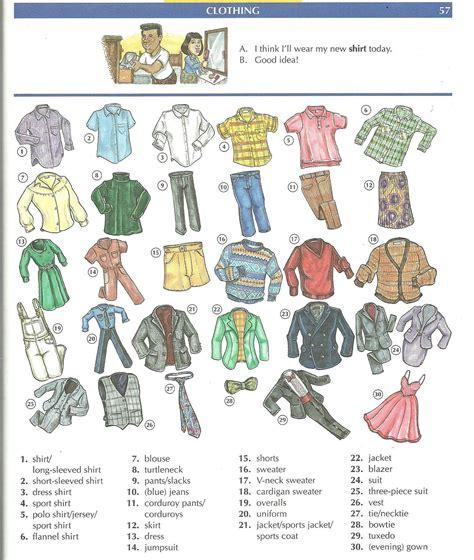esl le clothing vocab conversationallyspeaking