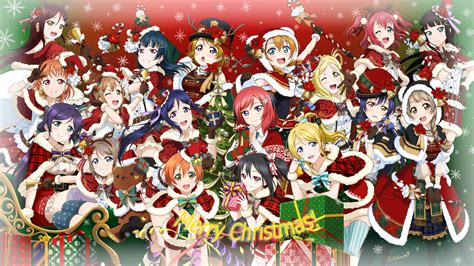christmas wallpaper reddit wallpaper 181 s aqours christmas wallpaper 1366x768
