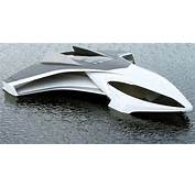 """Hydrogen Powered """"Flying Yacht"""" Based On The Ekranoplan"""