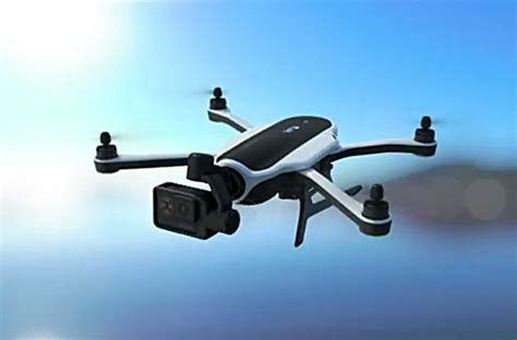Drone Gopro gopro s drone is finally here and it only costs 800 bgr