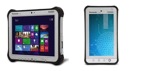 panasonic rugged tablet panasonic launches windows 8 and android rugged tablets in india techivian