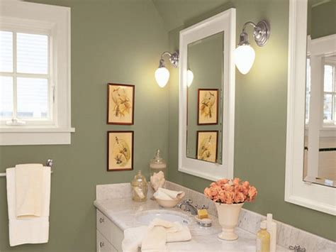 Wall Colors For Bathrooms by Bathroom Paint Colors Ideas For The Fresh Look Midcityeast