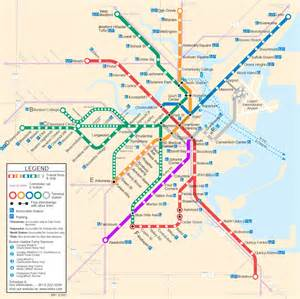 Mbta Green Line Map by Mbta Green Line Map