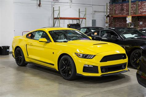 mustang roush rs roush reveals batch of production ready 2015 rs