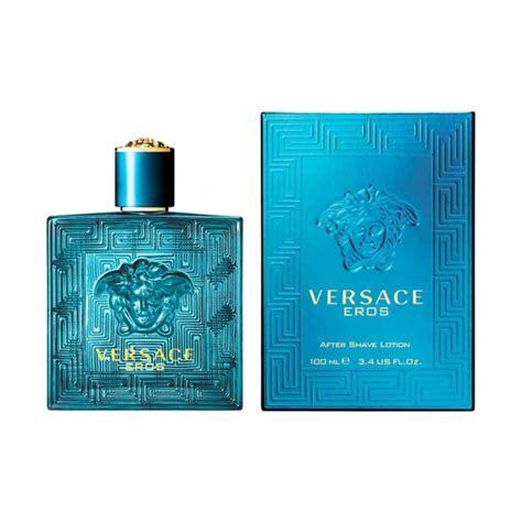 jual versace eros for edt parfum pria 100 ml