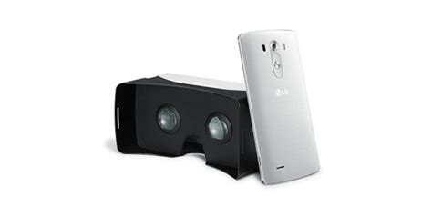 Vr Lg G3 Lg G3 Vr Headset Offer Now Available In The Us