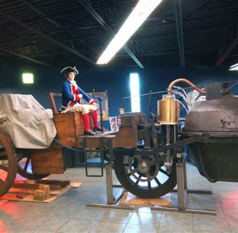 Wann Wurde Das Erste Auto Erfunden by Automobil Geschichte Der Erfinder Des Autos Hie 223 Cugnot