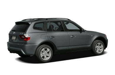 bmw x3 2006 mpg 2006 bmw x3 specs safety rating mpg carsdirect