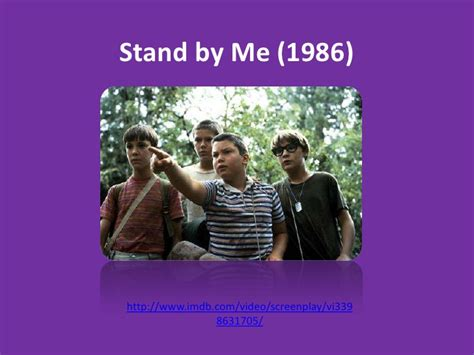 stand by me 1986 imdb stand by me 1986 blog task 5