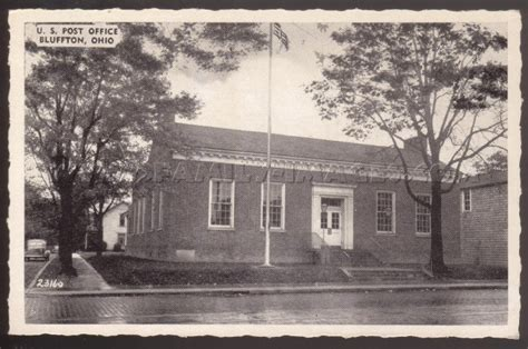 Ashtabula Post Office by Family Images Historical Homepage Ohio Page