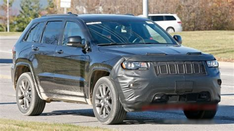 2017 Jeep Grand Redesign 2017 Jeep Grand Concept Redesign 2017 2018