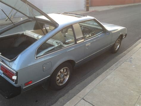 1981 Toyota Celica Hatchback Toyota Celica Hatchback 1981 Blue For Sale