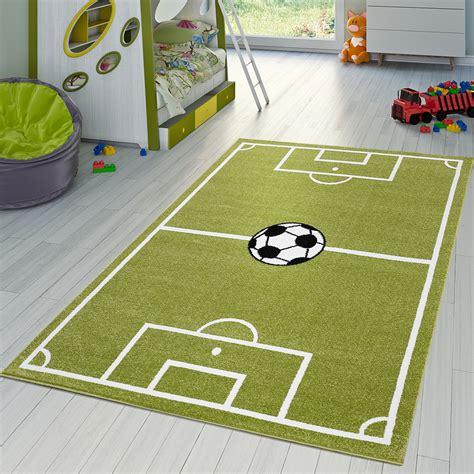 teppich fussball kinder teppich fussball spielen kinderzimmerteppiche