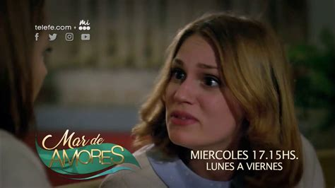 Momento de decisiones para Ailin - Mar de amores - YouTube