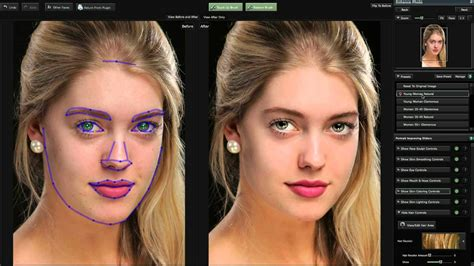 hair pro download free portrait professional 11 quick overview youtube