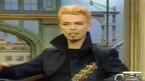 Pop Nosh The View Now Rosie Free Popbytes 3 by David Bowie And Iman On The Rosie O Donnell Show 1997