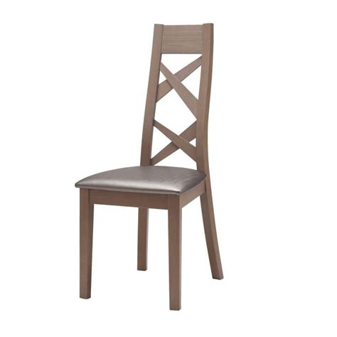chaise salle a manger contemporaine chaise de salle 224 manger contemporaine en bois et