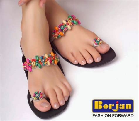 Fashion style amp glamour world borjan shoes eid new fashion beautiful