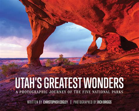 rich briggs my new coffee table book utah s greatest