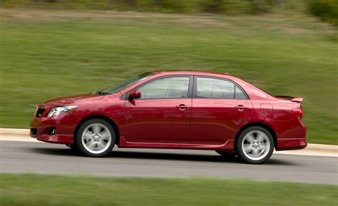 Toyota Corolla Xrs 2009 Car And Driver