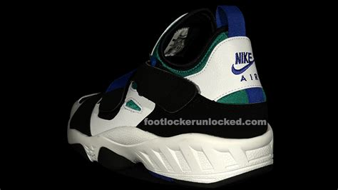 nike air huarache trainer 94 black volt sneaker freaker nike air trainer huarache 94 white lapis black black