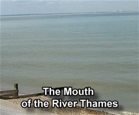 river thames journey from source to mouth the stages of a river