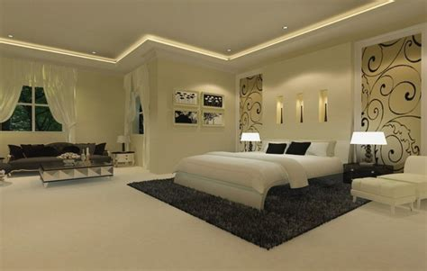 Bedrooms Interior Designs Uae Bedroom Interior Design Image