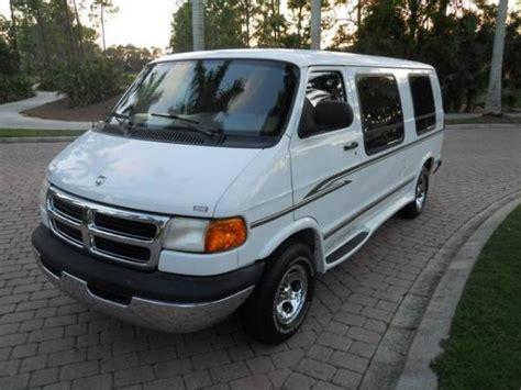 1999 dodge ram van information and photos momentcar