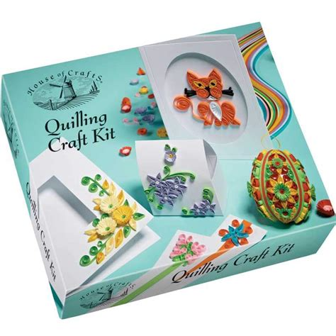 craft kit for quilling craft kit buy from prezzybox