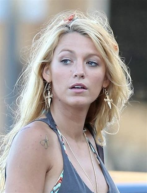 blake lively tattoo 1000 images about new on