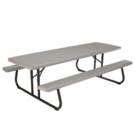 folding picnic bench table lifetime picnic table costco decorative table decoration