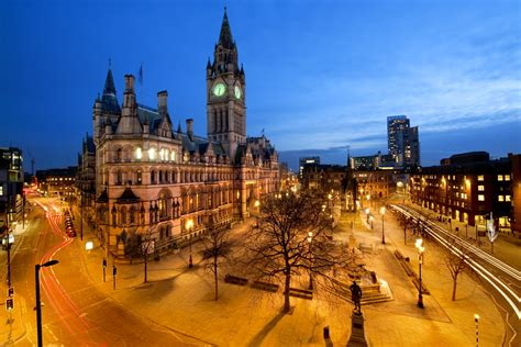 Of Manchester manchester u k tourist destinations
