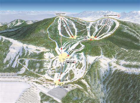 Mountain To Mountain june mountain trail map onthesnow