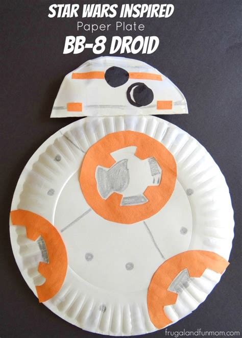 Wars Paper Crafts - 14 ways to celebrate wars day may 4th