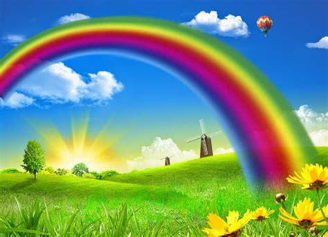 imagenes de un arco iris seres humanos de calidad el arco iris la magia color y su reflejo en nosotros