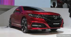 Honda Spirior Honda Spirior Concept Unveiled At Auto China 2014 Image 242988