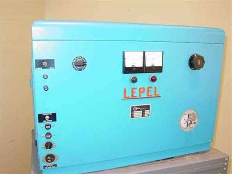 lepel induction heating generator lepel t 2 5 1 kc1 bw induction heating unit 2 5kw 400khz recycledgoods