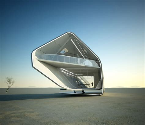 futuristic home design concepts california roll house by christopher daniel homedsgn