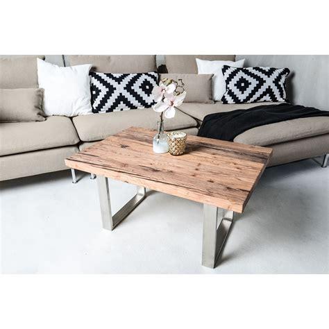 Tisch Aus Altem Holz by Couchtisch Altholz Braun
