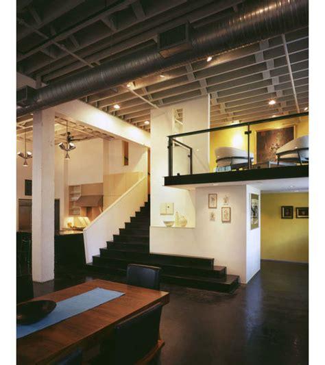 modern lofts stylish modern loft by poteet architects idesignarch