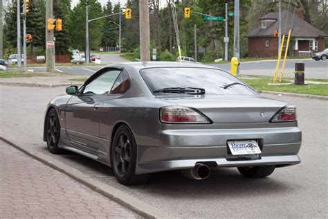 sle of grey 1999 nissan s15 for sale rightdrive