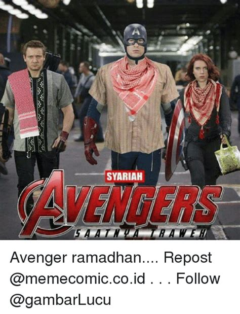 Meme Ramadhan - funny avengers memes of 2016 on sizzle goals