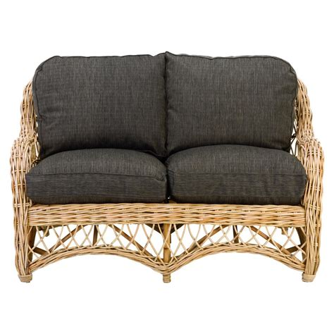 wicker futon chair wicker futon