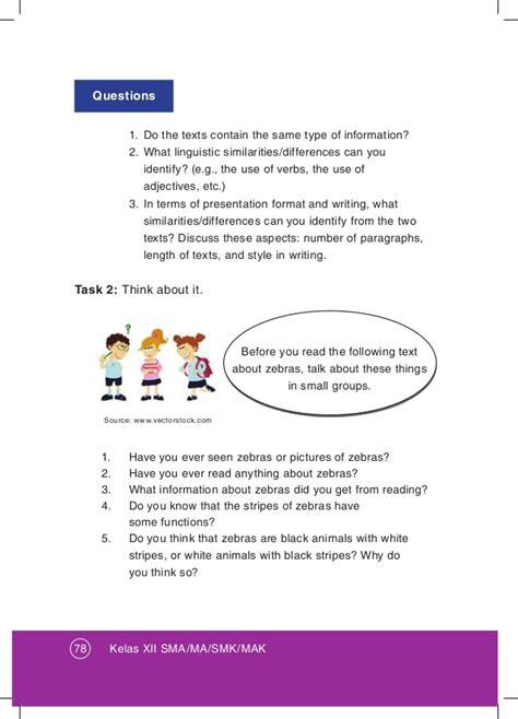 Bahasa Inggris Kelas Xii Peminatan Erlangga K 13 bahasa inggris kelas xii k13 buku siswa