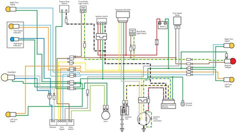 honda c50 wiring diagram wiring diagram ccmanual