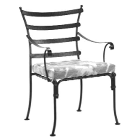 Dining Chair Ac 101 ow replacement cushions arcadian bistro barstools