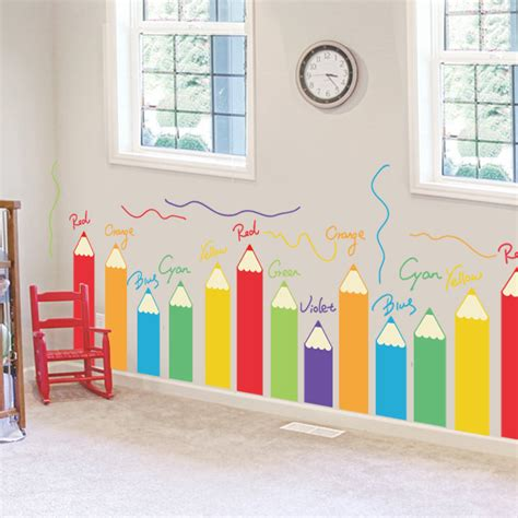 Monkey Wall Stickers decoration kindergarten