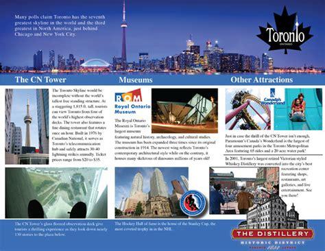 brochure templates new york travel brochure template brochure template pinterest
