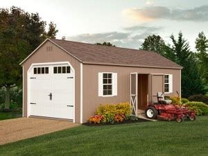 Garage Sales Vermont by Vermont Custom Garages Two Story Royal
